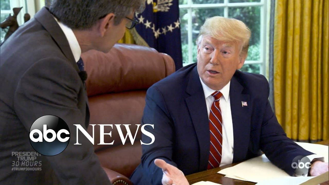 President-Trump-30-Hours-l-Interview-with-George-Stephanopoulos-l-Part-2