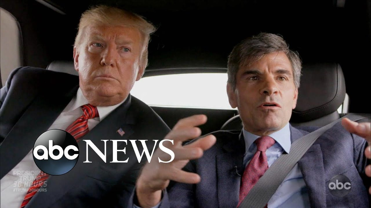 President-Trump-30-Hours-l-Interview-with-George-Stephanopoulos-l-Part-1