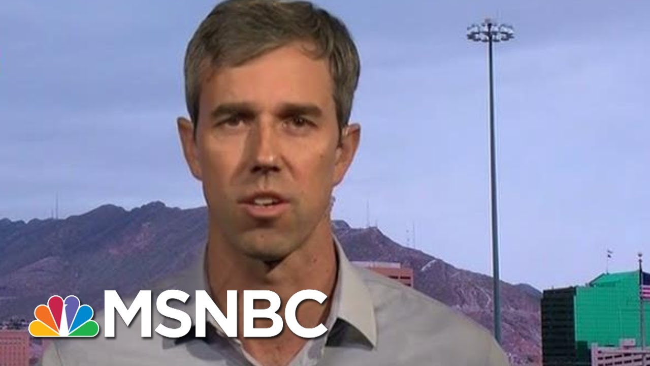 Beto-ORourke-President-Donald-Trump-Has-Given-Racism-New-Life
