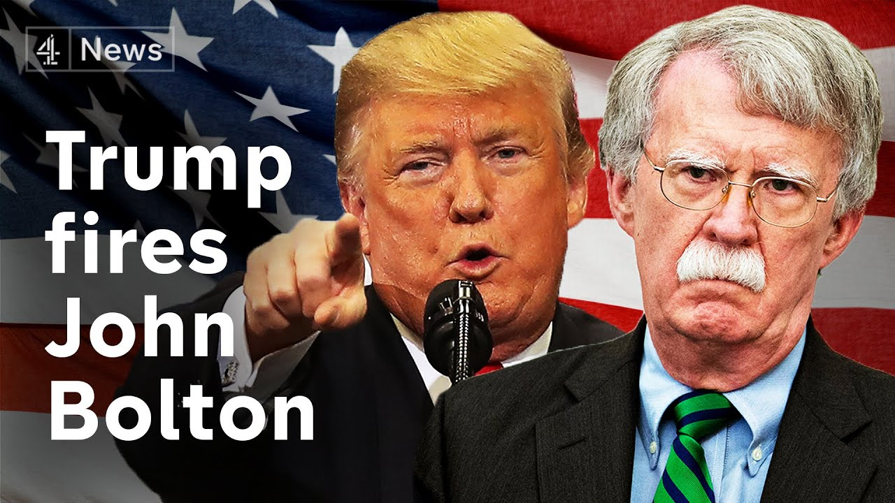 President-Trump-fires-John-Bolton-analysis-and-reaction
