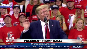 FULL-RALLY-President-Trump-rally-in-Minneapolis-MN