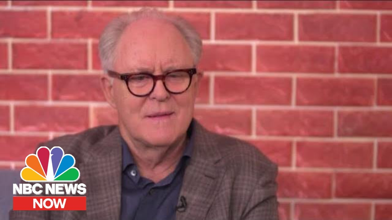 John-Lithgow-Talks-Bombshell-Movie-New-Book-On-President-Donald-Trump