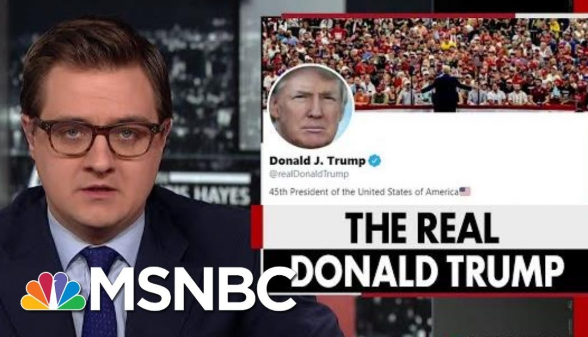 President-Donald-Trumps-Strange-Habit-Of-Retweeting-Obscure-Accounts