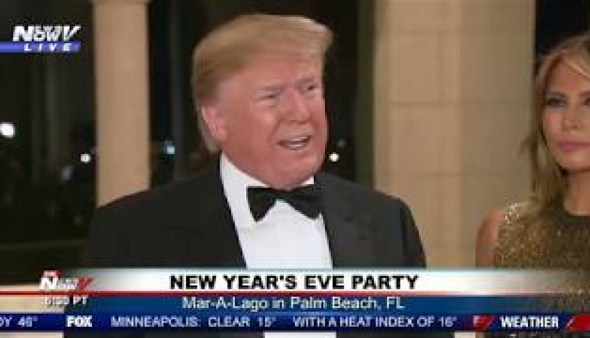 THIS-WILL-NOT-BE-A-BENGHAZI-President-Trump-says-ahead-of-entering-Mar-A-Lago-NYE-party