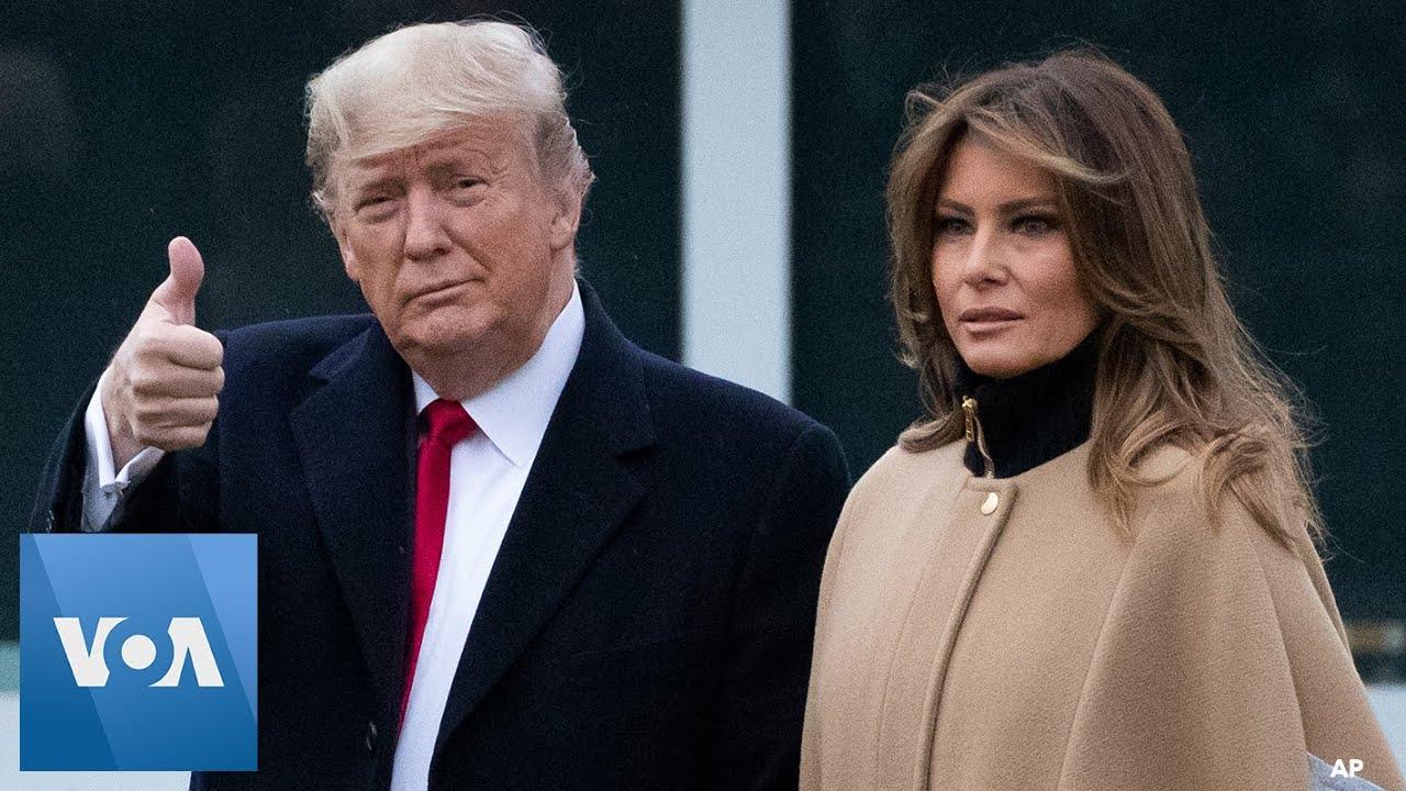 President-Trump-Melania-Trump-Head-to-Florida