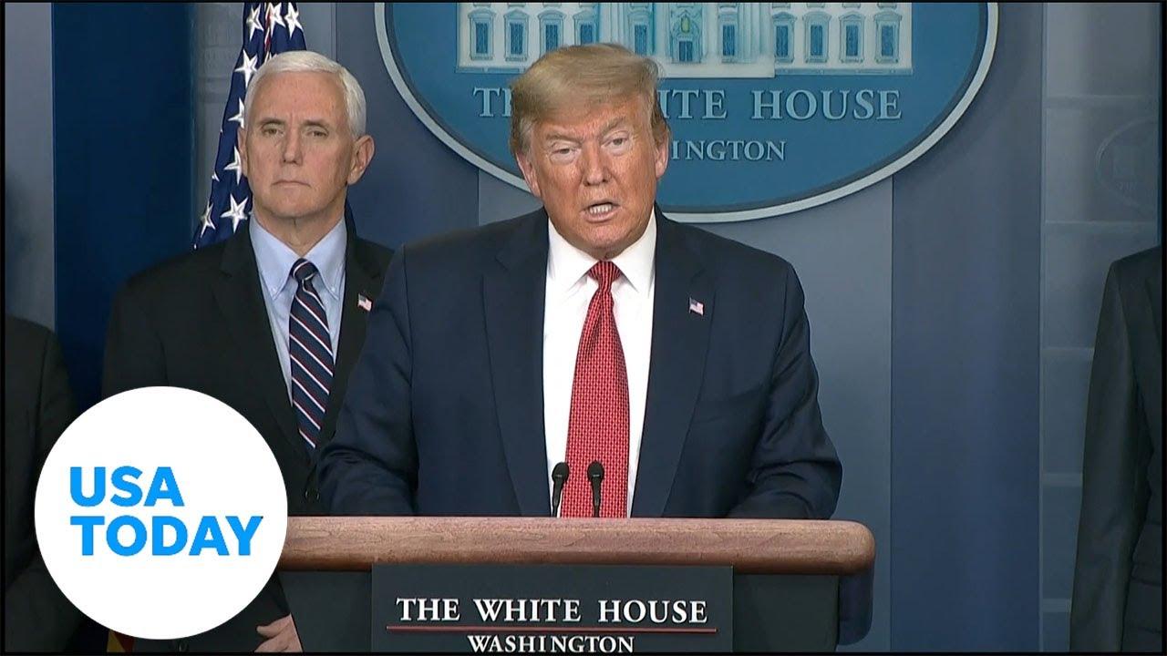 President-Trump-announces-coronavirus-disaster-relief-for-several-states