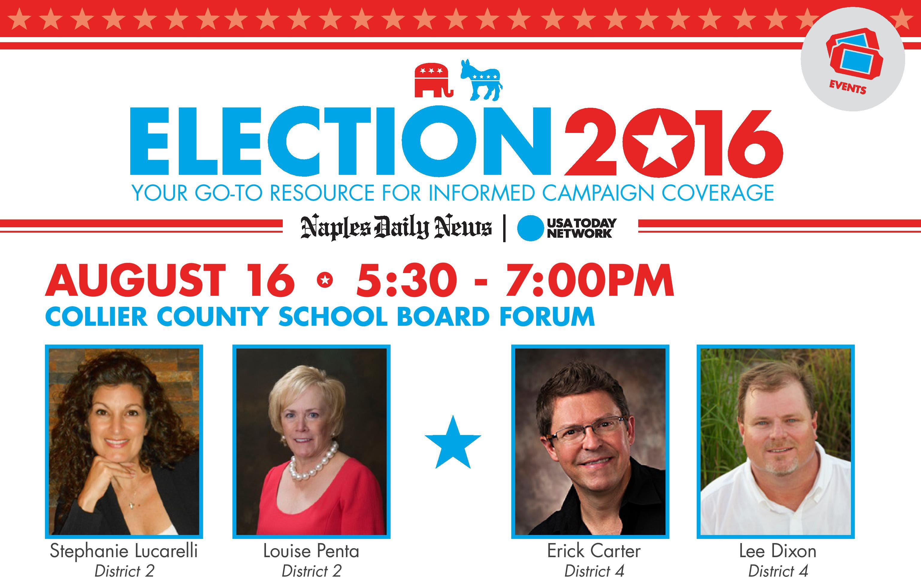 Election-2016-Collier-School-Board-Candidate-Forum