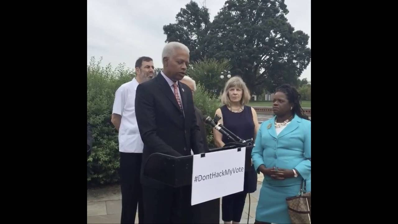 Congressman-Johnson-Calls-For-DHS-Oversight-of-Elections