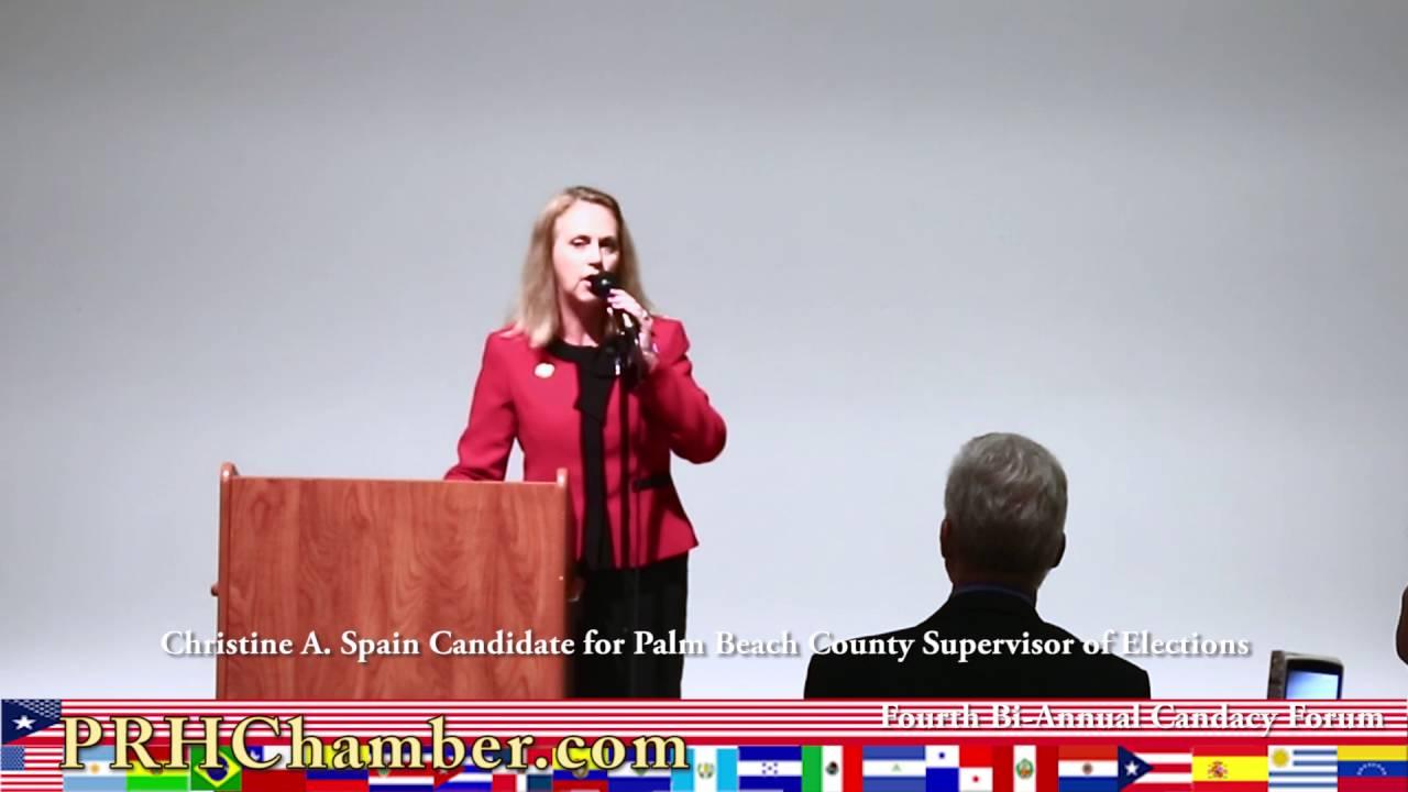 Christine-A.-Spain-for-Palm-Beach-County-Supervisor-of