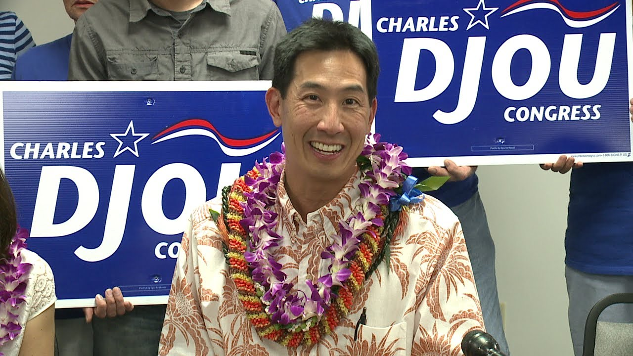 Djou-officially-files-in-race-for-First-Congressional