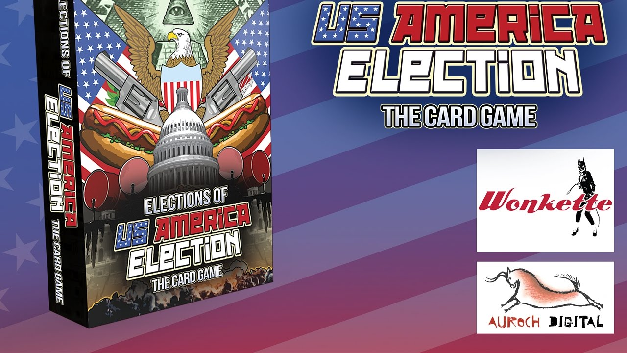 Elections-of-US-America-Election-The-Card-Game-Review
