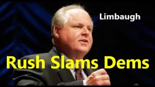 Rush-Limbaugh-SLAMS-Democrats-After-Trump-Wins-Election