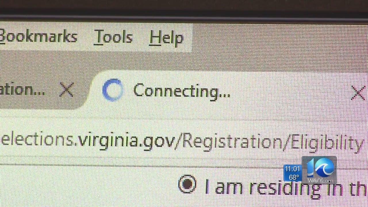 Virginias-online-voter-registration-system-overwhelmed-on