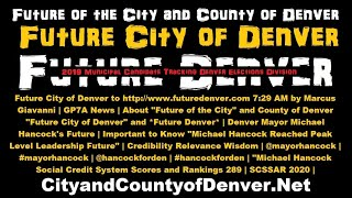 2019-Municipal-Candidate-Tracking-Denver-Elections-Division