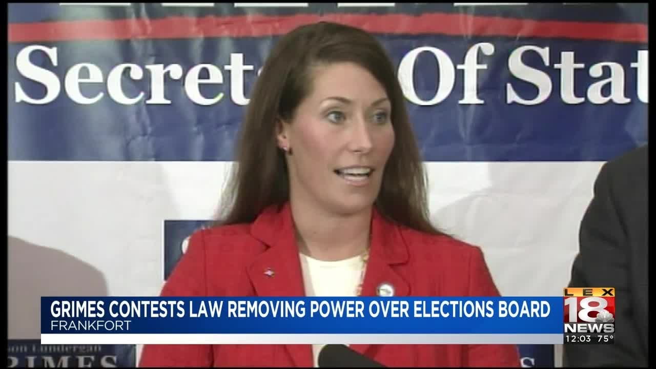Grimes-Contests-law-Removing-Power-Over-Elections-Board