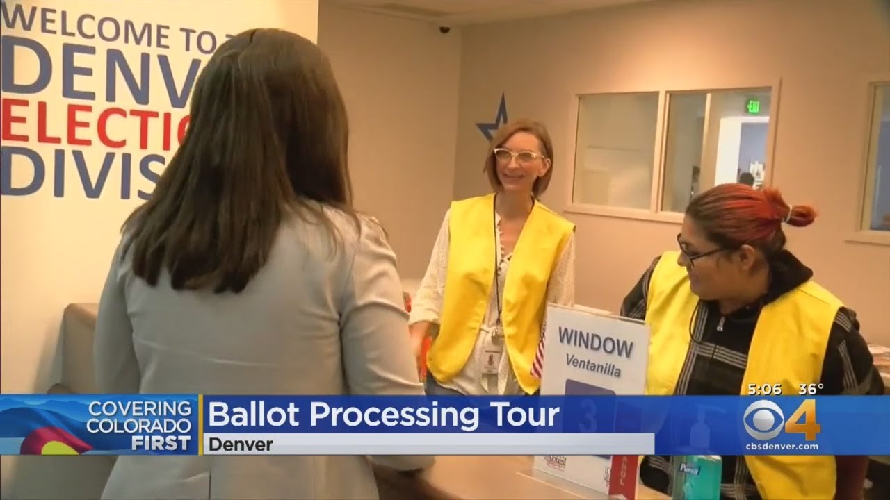 Secretary-Of-State-Jena-Griswold-Tours-Denvers-Election