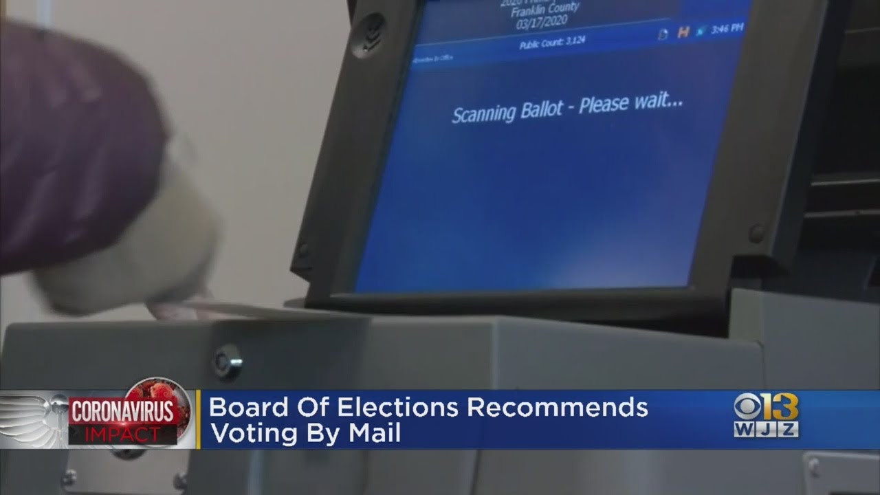 Board-Of-Elections-Recommends-Voting-By-Mail-Due-To