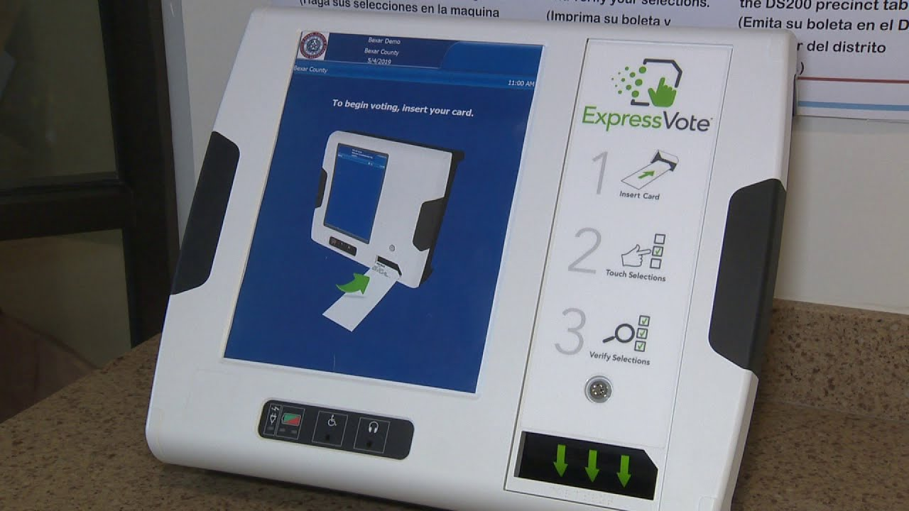 Bexar-County-Elections-Department-investigating-glitch-that