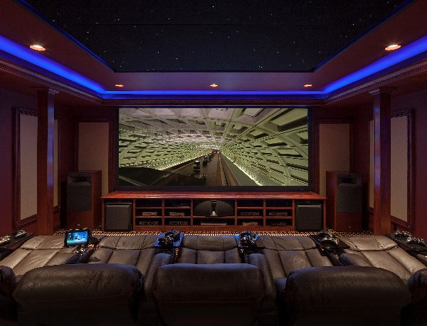 Cool Ideas For Theatre Rooms