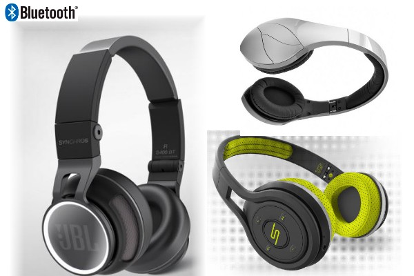 bluetooth headphones for wireless music listening electronic house. Black Bedroom Furniture Sets. Home Design Ideas