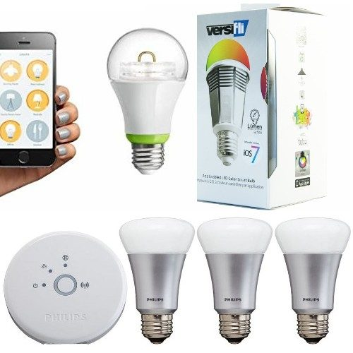 Try Smart LED Bulbs for a Smarter Home - Electronic House