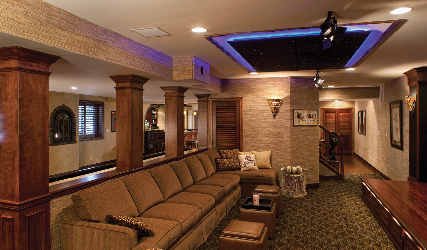 ceiling soffits electronic house. Black Bedroom Furniture Sets. Home Design Ideas