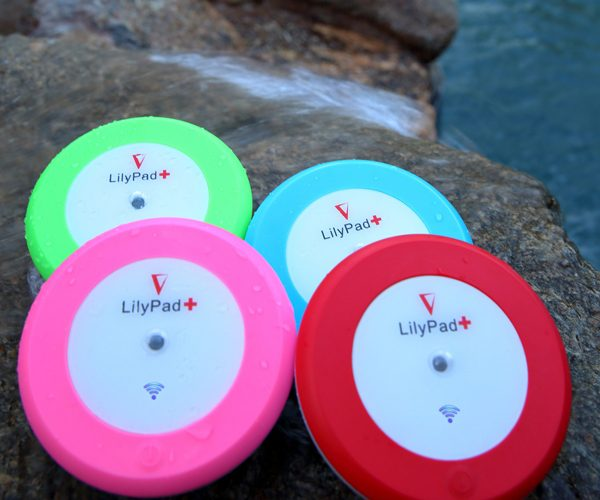 Vigilant LilyPad is a WiFienabled Smart Pool Thermometer with a