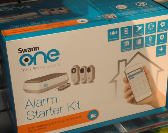 Swannone Diy Security Smart Home System Electronic House