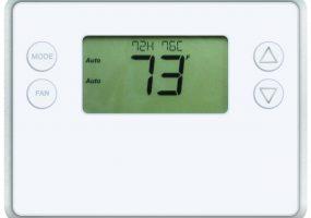 GoControl thermostat