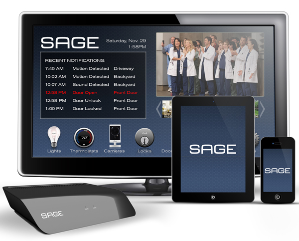 EchoStar-Sage-Home-Automation-System