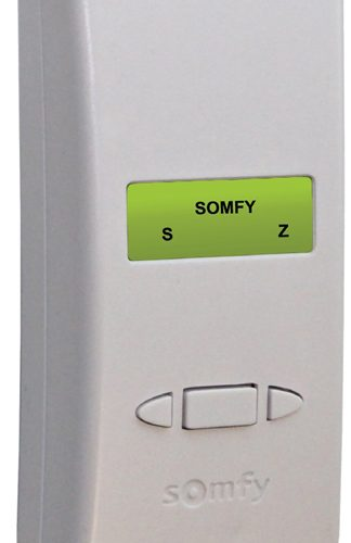 Somfy Zrtsi Z Wave Module For Motorized Blinds
