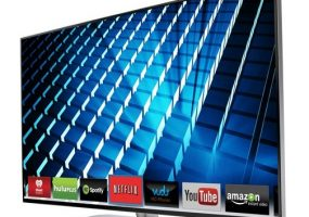 Vizio 1080p smart TV