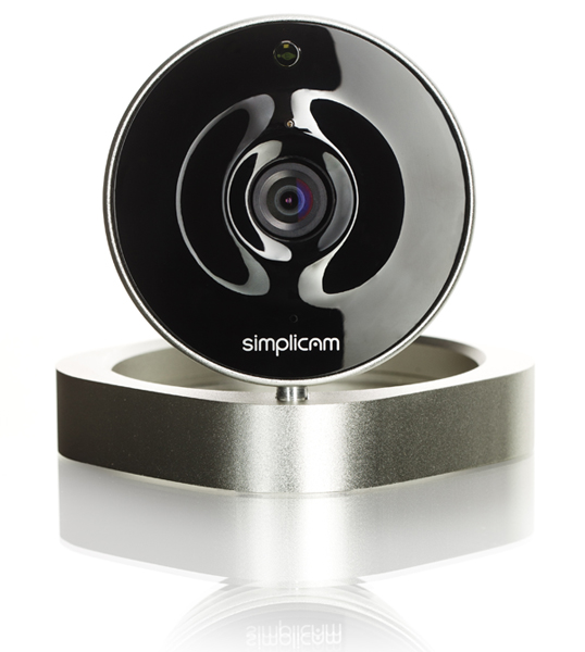 ArcSoft simplicam Adds Face Recognition to Wireless Home Security ...