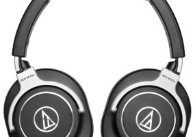 Audio-Technica ATH-M70x audiophile headphones