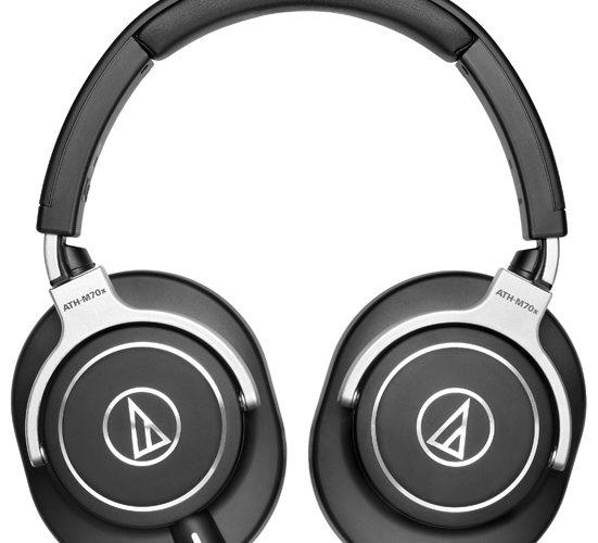 Audio-Technica ATH-M70x audiophile headphones