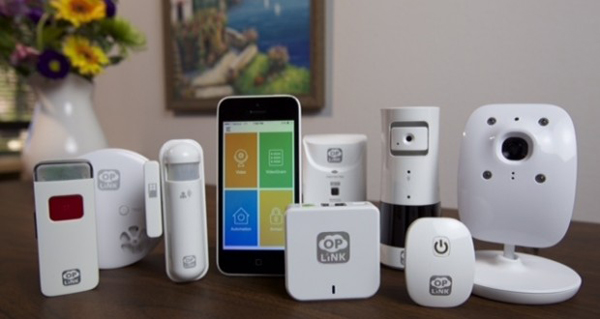 Oplink WiseHome Home Automation System