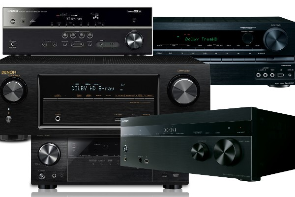 Home Theater Receivers Under 500
