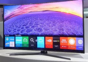 Samsung 65 inch 4K Smart TV