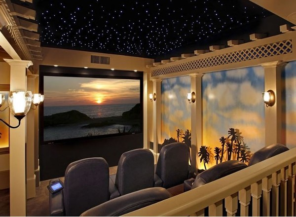 One Of The Most Well Known Names In Luxury Home Theater Design Is Theo Kalomirakis Hes An Influential Leader Industry And His Designs Take