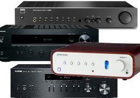 receivers for home stereo systems