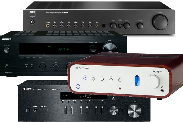 Affordable 2channel Receivers For Great Home Stereo Systems Rhelectronichouse: Audio System Amplifier At Gmaili.net