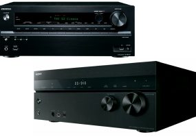 best home theater receivers