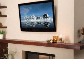 sanus tv wall mount