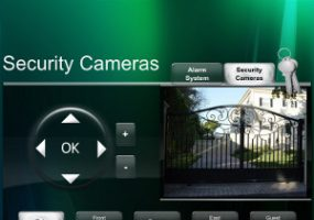 crestron-home security systems