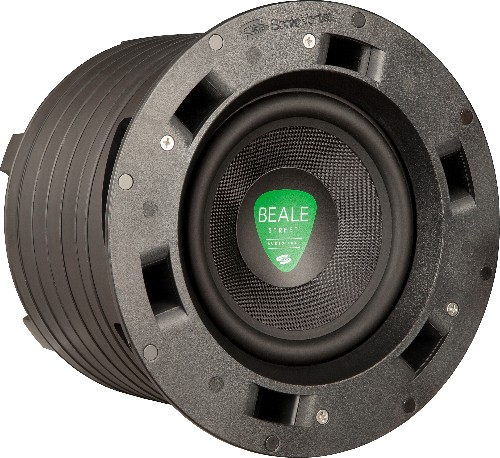 beale street in-ceiling home subwoofer