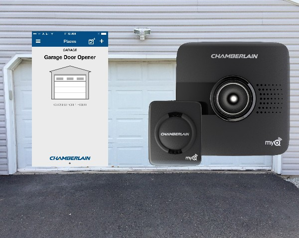 myq garage door openerMyQ Garage Smart Garage Door Opener Review Protecting the
