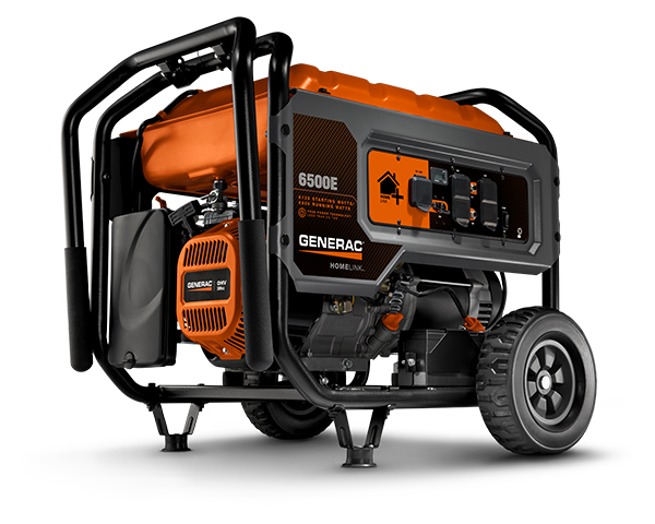Generac Generators Puts Upgradeable Power Options Into Homelink 6500e