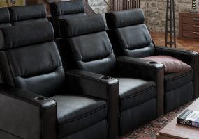 Salamander Designs TC3 Home Theater Seats
