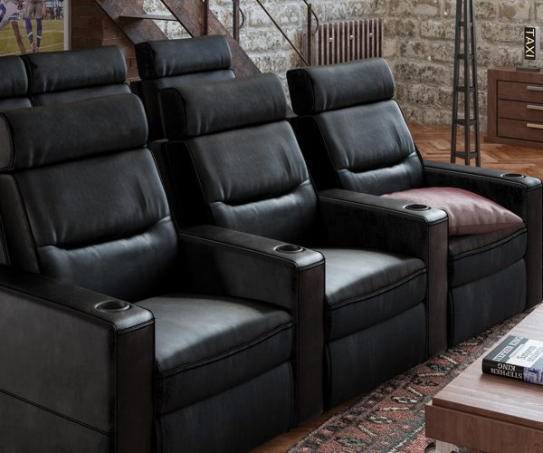 5 Things to Consider When Buying Home Theater Seats - Electronic House