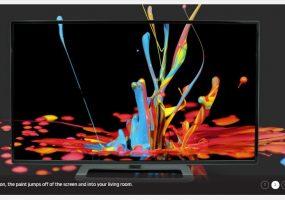 4K TVs with high dynamic range